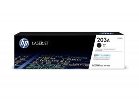HP ORIGINAL - HP 203A / CF540A Noir (1400 pages) Toner de marque