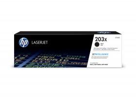 HP ORIGINAL - HP 203X / CF-540X Noir (3200 pages) Toner de marque