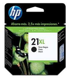 HP ORIGINAL - HP 21XL / C9351CE Noir (17 ml) Cartouche de marque