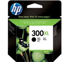 HP ORIGINAL - HP 300XL Noir (12 ml) Cartouche de marque
