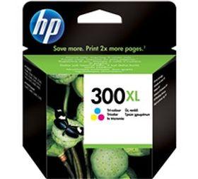 HP ORIGINAL - HP 300XL Couleurs (11 ml) Cartouche de marque