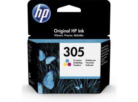 HP ORIGINAL - HP 305 / 3YM60AE Couleur (100 pages) Cartouche de marque