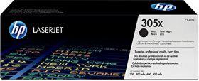 HP ORIGINAL - HP 305X / CE410X Noir (4000 pages) Toner de marque