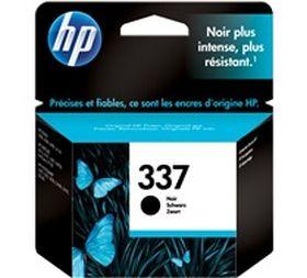 HP ORIGINAL - HP 337 / C9364EE Noir (11 ml) Cartouche de marque