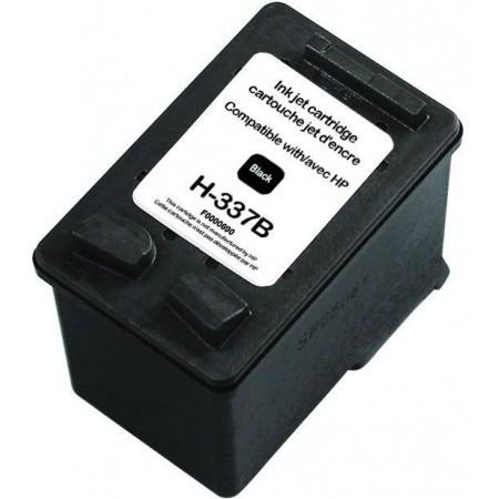 COMPATIBLE HP - 337 / C9364EE Noir (20 ml) Cartouche remanufacturée