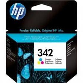 HP ORIGINAL - HP 342 / C9361EE Couleurs (5ml) Cartouche de marque