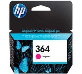 HP ORIGINAL - HP 364 / CB319EE Magenta (3 ml) Cartouche de marque