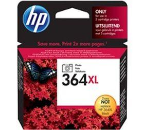 HP ORIGINAL - HP 364XL Photo Noir (6 ml) Cartouche de marque