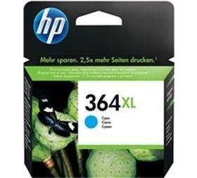 HP ORIGINAL - HP 364XL Cyan (6 ml) Cartouche de marque