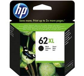 HP ORIGINAL - HP 62XL / C2P05AE Noir (600 pages) Cartouche de marque