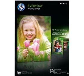 HP ORIGINAL - Q2510A Papier photo A4 brillant 200g/m²- 100 feuilles