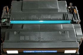 COMPATIBLE HP - 87X / CF-287X Noir (18000 pages) Toner générique