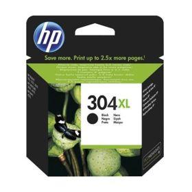 HP ORIGINAL - HP 304XL / N9K08AE Noir (300 pages) Cartouche de marque
