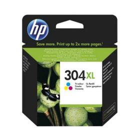 HP ORIGINAL - HP 304XL / N9K07AE Couleur (300 pages) Cartouche de marque