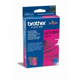BROTHER ORIGINAL - Brother LC-1100 Magenta (5,5ml) Cartouche de marque