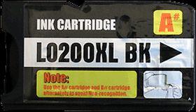 COMPATIBLE LEXMARK - N° 210XL Noir (2500 pages) Cartouche encre générique