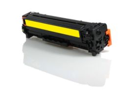 COMPATIBLE HP - HP 203A / CF-542A Jaune (1300 pages) Toner alternatif à la marque