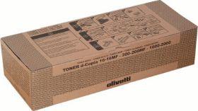 OLIVETTI ORIGINAL - Olivetti B0446 noir (15000 pages) Toner de marque