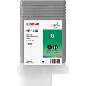 CANON ORIGINAL - Canon PFI-101 Vert (130 ml) Cartouche de marque