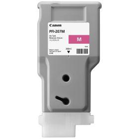 CANON ORIGINAL - Canon PFI-207 Magenta (300 ml) Cartouche de marque
