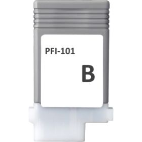 COMPATIBLE CANON - PFI-101 Bleu (130 ml) Cartouche alternative