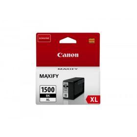 CANON ORIGINAL - Canon PGI-1500 XL Noir (34,7 ml) Cartouche de marque