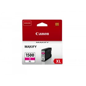 CANON ORIGINAL - Canon PGI-1500 XL Magenta (12 ml) Cartouche de marque