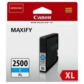 CANON ORIGINAL - Canon PGI-2500XL Cyan (19,3 ml) Cartouche de marque
