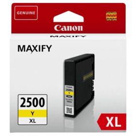 CANON ORIGINAL - Canon PGI-2500XL Jaune (19,3 ml) Cartouche de marque