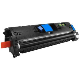 RECYCLE HP - 122A / Q3961A Cyan (4000 pages) Toner remanufacturé
