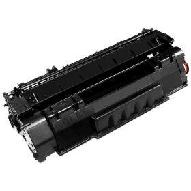COMPATIBLE HP - 49A / Q5949A Noir (2500 pages) Toner générique