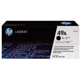 HP ORIGINAL - HP 49A / Q5949A Noir (2500 pages) Toner de marque