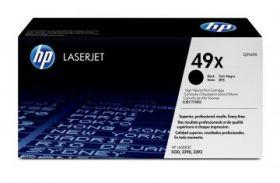 HP ORIGINAL - HP 49X / Q5949X Noir (6000 pages) Toner de marque