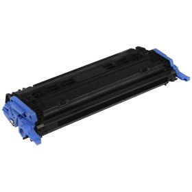 RECYCLE HP - 124A / Q6000A Noir (2500 pages) Toner remanufacturé