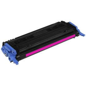 RECYCLE HP - 124A / Q6003A Magenta (2000 pages) Toner remanufacturé