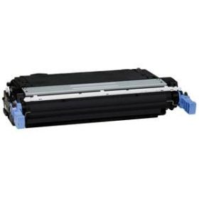 RECYCLE HP - 644A / Q6460A Noir (12000 pages) Toner remanufacturé