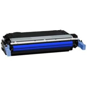 RECYCLE HP - 644A / Q6461A Cyan (12000 pages) Toner remanufacturé