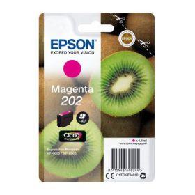 EPSON ORIGINAL - Epson 202 Magenta (4,1 ml) Cartouche de marque