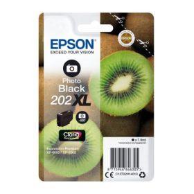 EPSON ORIGINAL - Epson 202XL Photo Noir (8,5 ml) Cartouche de marque