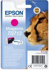 EPSON ORIGINAL - Epson T0713 Magenta Cartouche de marque