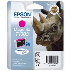 EPSON ORIGINAL - Epson T1003 Magenta (11,1 ml) Cartouche de marque