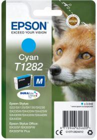 EPSON ORIGINAL - Epson T1282 Cyan (3,5 ml) Cartouche de marque