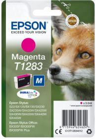 EPSON ORIGINAL - Epson T1283 Magenta  (3,5 ml) Cartouche de marque