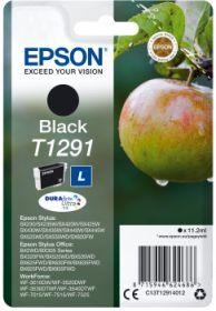 EPSON ORIGINAL - Epson T1291 Noir (11 ml) Cartouche de marque