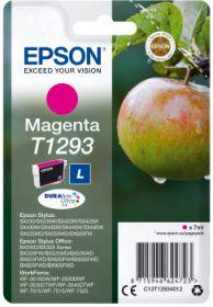 EPSON ORIGINAL - Epson T1293 Magenta (7 ml) Cartouche de marque
