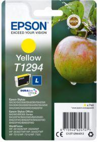 EPSON ORIGINAL - Epson T1294 Jaune (7 ml) Cartouche de marque