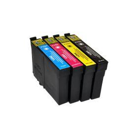 COMPATIBLE EPSON - T1295 Pack de 4 cartouches génériques