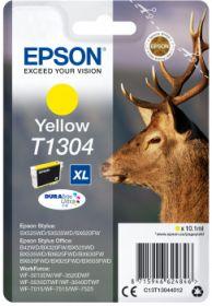 EPSON ORIGINAL - Epson T1304 XL Jaune (10,1 ml) Cartouche de marque