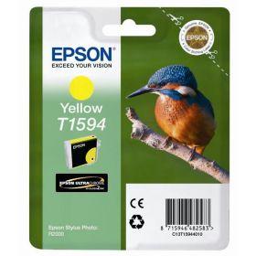 EPSON ORIGINAL - Epson T1594 Jaune (17 ml) Cartouche de marque