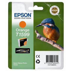 EPSON ORIGINAL - Epson T1599 Orange (17 ml) Cartouche de marque